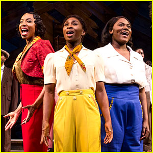 The Color Purple's Cynthia Erivo & Danielle Brooks Sing 'I Won't Complain' for Heather Headley's Final Show