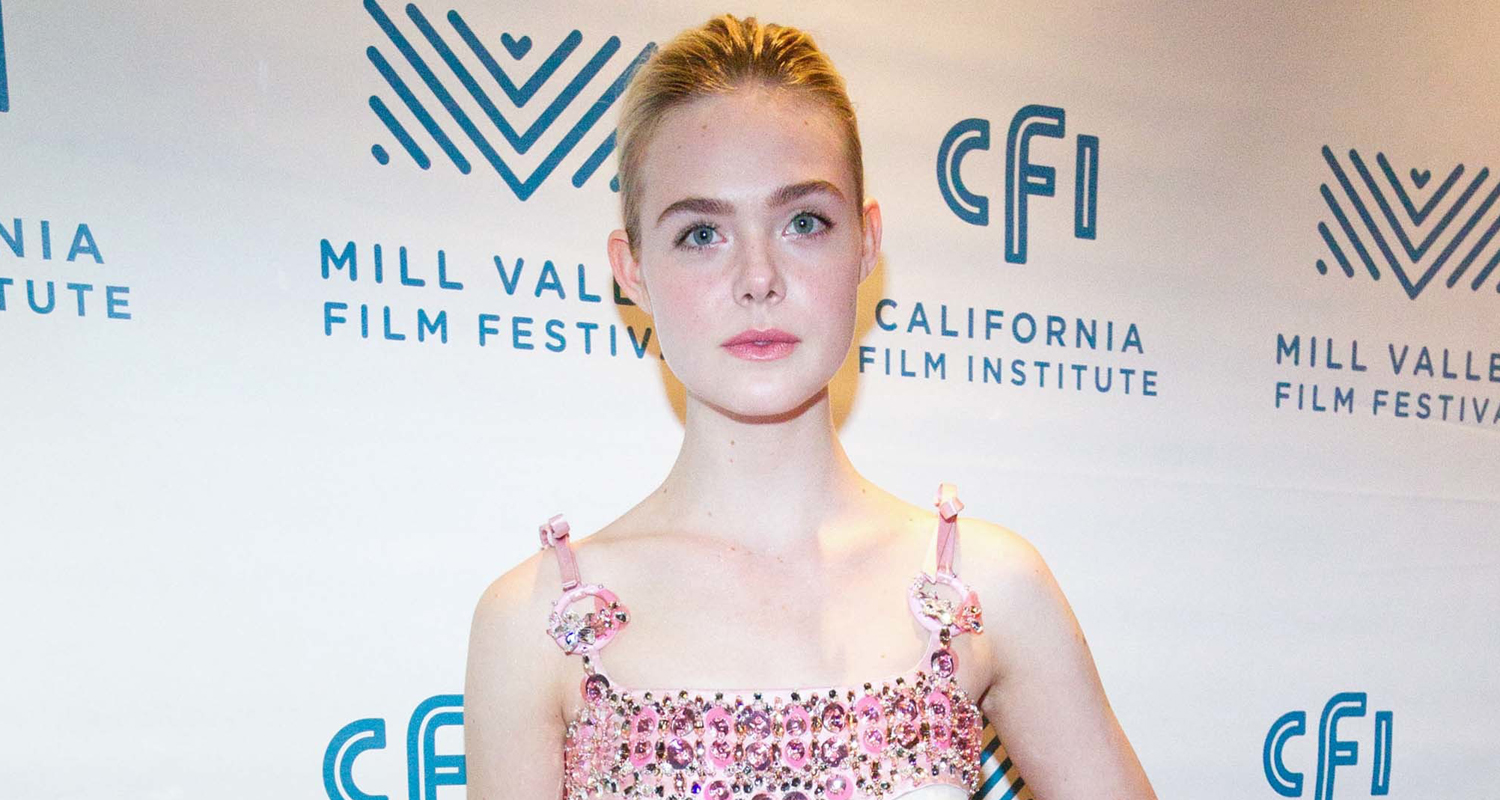 Elle fanning has an elle woods moment at 20th century for Jewelry repair san rafael