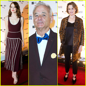 Emma Stone, Sigourney Weaver & More Help Tribute Bill Murray At Mark Twain Prize Ceremony!