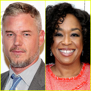 Eric Dane Gives 'No Fux About' Shonda Rhimes' Opinion of Trump Scandal, She Responds