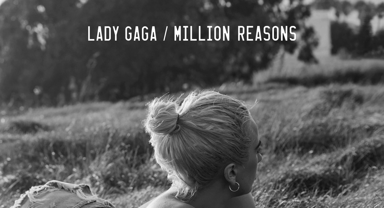 Lady Gaga Unveils Special 'Million Reasons' Single Artwork ...
