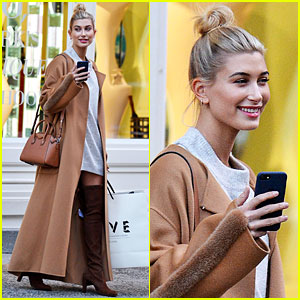 Hailey Baldwin's Street Style Is So On Point!