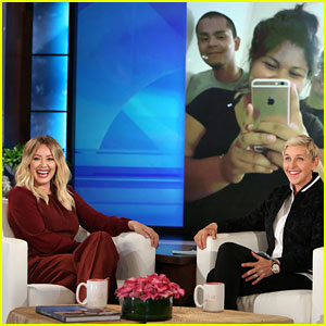 Hilary Duff Wants to Thank These Three Fans for Saving Her Phone!