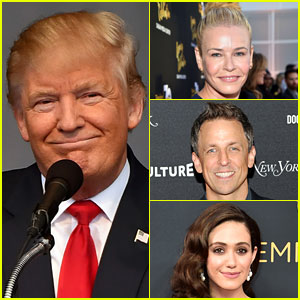 Hollywood Reacts to Donald Trump's Lewd Conversation