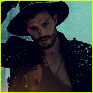 Jamie Dornan Does Sexy 'L'Uomo Vogue' Photo Shoot!