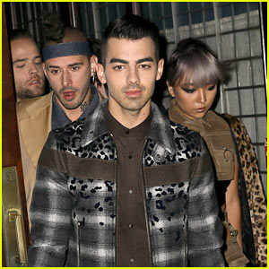 Joe Jonas Goes on Helicopter Tour of NYC Before TIDAL X: 1015 Performance!