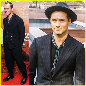 Jude Law Says 'It Takes A Lot Of Effort' To Keep Relationship with Girlfriend Phillipa Coan Private!