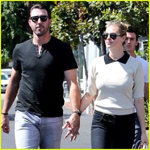 Kate Upton & Fiance Justin Verlander Hold Hands After Lunch