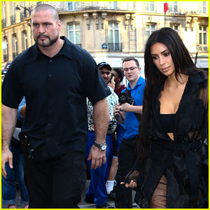 Kim Kardashian's Bodyguard Pascal Duvier Comments on Gunpoint Robbery: 'You Messed with the Wrong One'