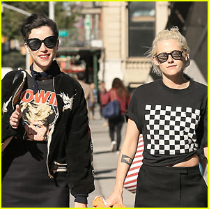 Kristen Stewart & St. Vincent Are Reportedly Dating