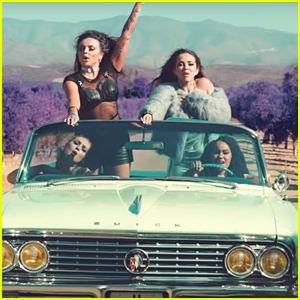 Little Mix Drop 'Shout Out To My Ex' Video - Watch Now!