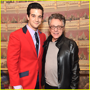 Mark Ballas, Drew Seeley & 'Jersey Boys' Cast Sing 'Sherry' For Frankie Valli