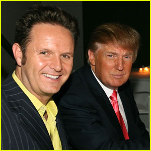 The Apprentice's Mark Burnett Can't Release Donald Trump Tapes for Legal Reasons