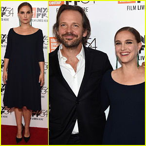 Pregnant Natalie Portman Is Simply Stunning at 'Jackie' NYC Premiere!