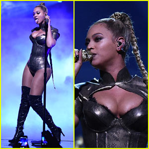 Ouch! Beyonce Rips Earlobe at TIDAL X Concert, Continues Performing - Watch!