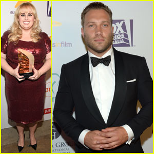 Rebel Wilson & Jai Courtney Get Honored at Australians In Film Awards Gala 2016