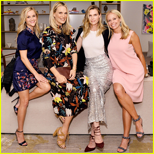 Reese Witherspoon & Sara Foster Celebrate Candace Nelson's 'The Sprinkles Baking Book'!