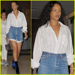 Rihanna Launches a New Line of Socks With Stance!