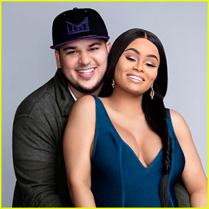 Rob Kardashian Declares Love for Blac Chyna After Rumored Relationship Trouble