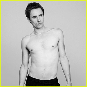 Reeve Carney Poses Shirtless for New Tyler Shields Photo Shoot!