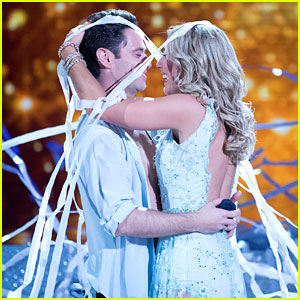 'Dancing With the Stars' Pros Get Engaged Live on TV! (Video)