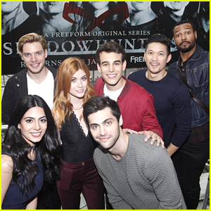 'Shadowhunters' Cast Debut New Trailer & Premiere Date at New York Comic Con
