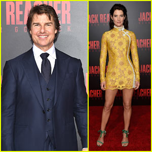 Tom Cruise Premieres 'Jack Reacher: Never Go Back' in Louisiana!