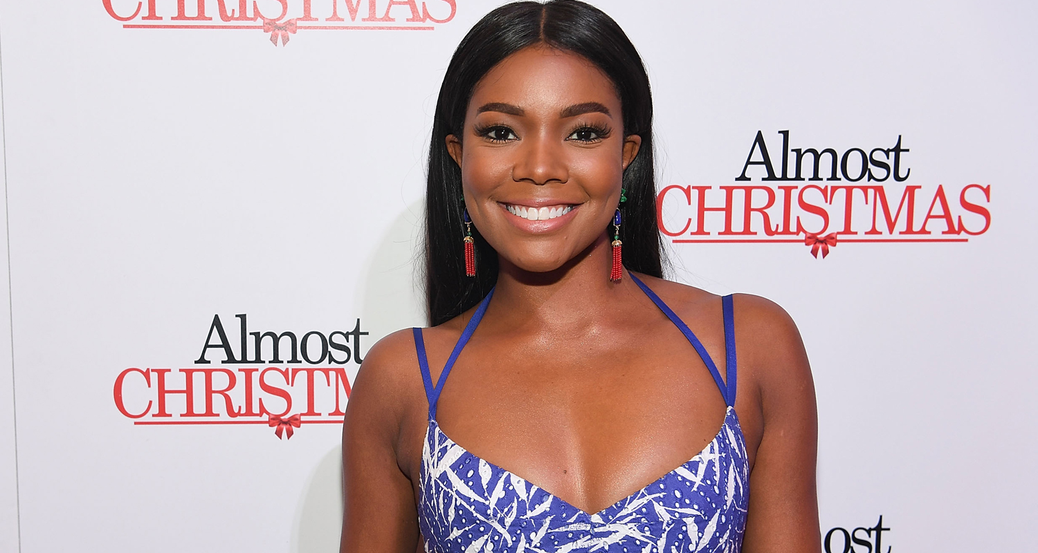 Gabrielle Union Celebrates Birthday At \'Almost Christmas\' Atlanta ...