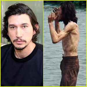 Adam Driver Lost 50 Pounds for 'Silence,' Reveals How He Did It