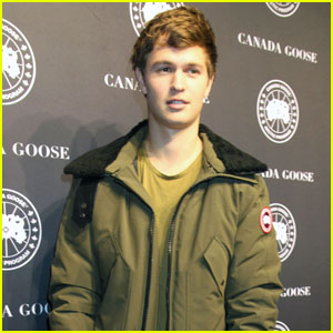 Ansel Elgort Agrees Photoshopped Pics of Him 'Look Absurd'