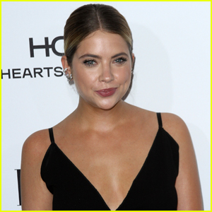Ashley Benson Is Giving Back This Holiday Season! (Exclusive)