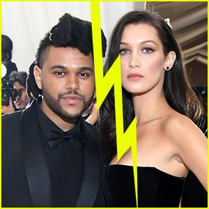 The Weeknd & Bella Hadid Split After a Year & a Half Together