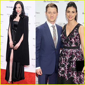 Ben McKenzie & Morena Baccarin Have Date Night at Gotham Awards 2016!