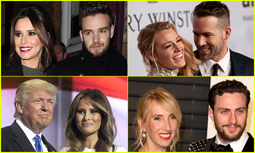These Celeb Couples All Have Big Age Differences
