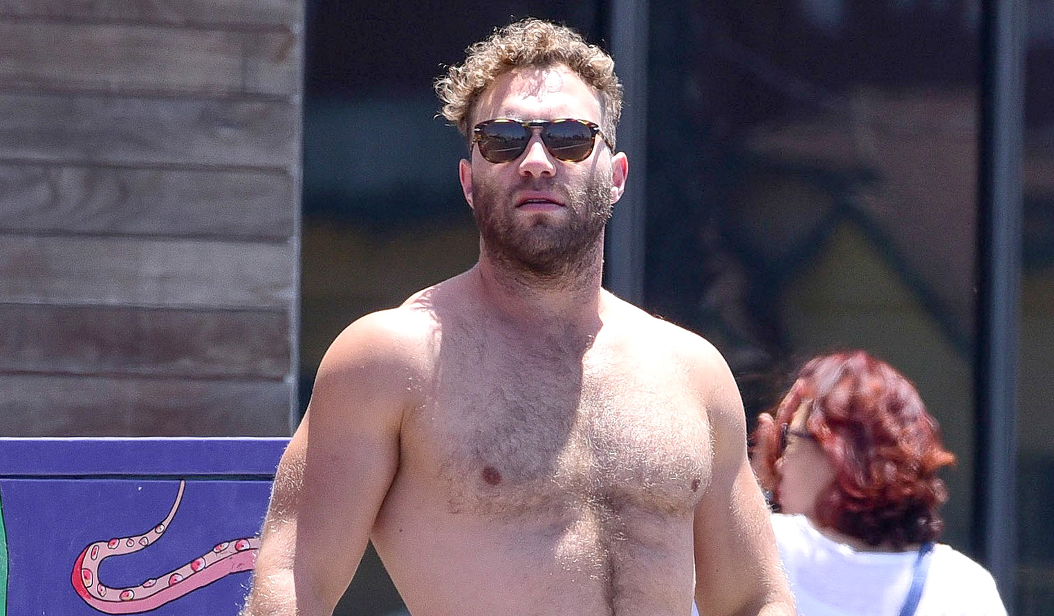 Suicide Squads Jai Courtney Looks So Hot While Shirtless