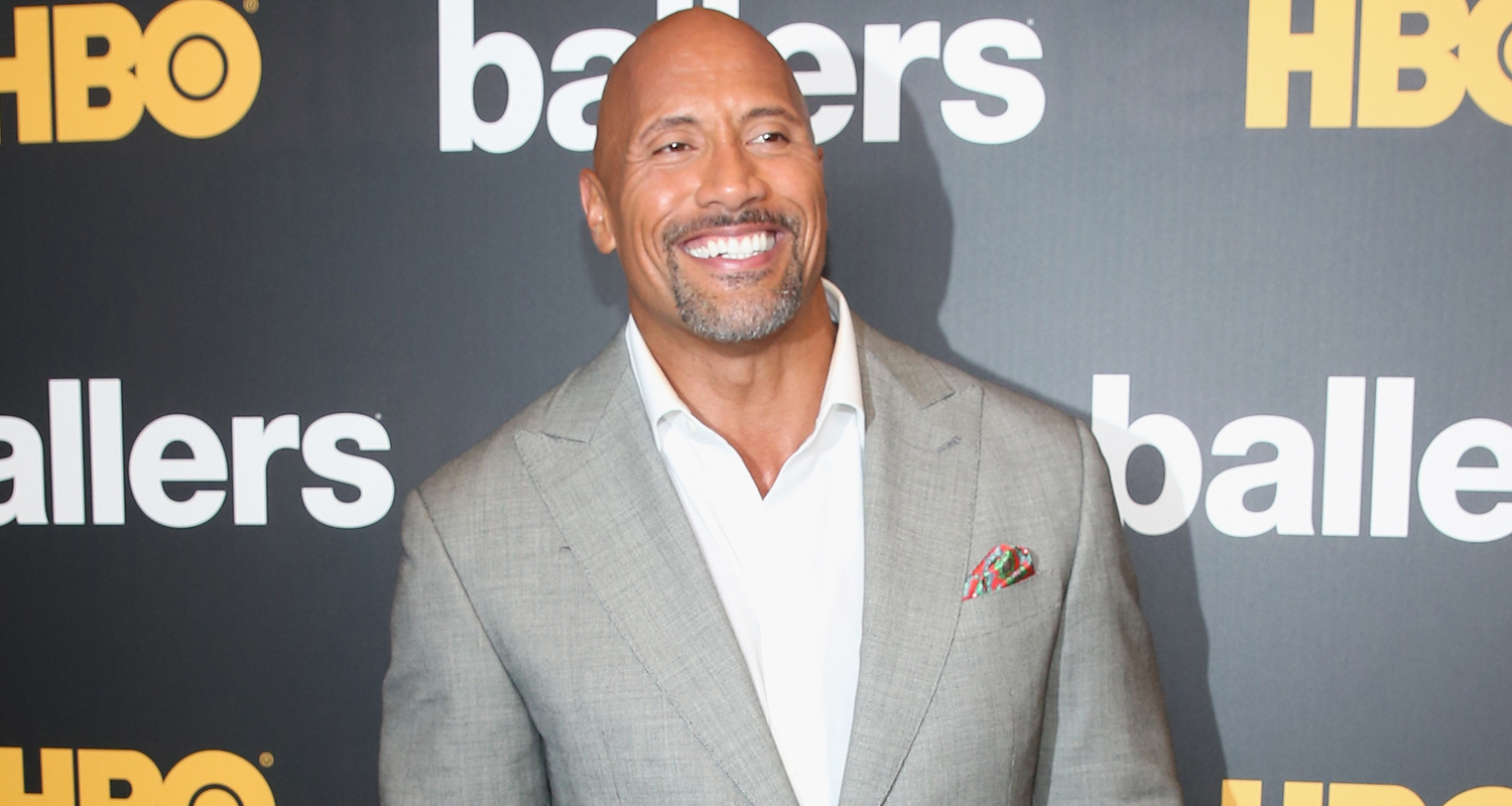 Dwayne 'The Rock' Johnson Named People's Sexiest Man Alive (Report)