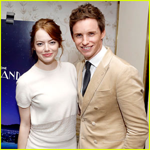 Eddie Redmayne Gives Emma Stone His Stamp of Approval for Awards Season!