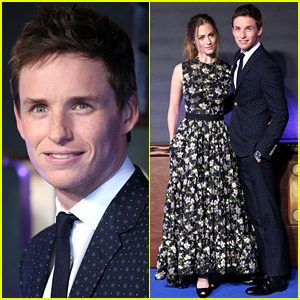 VIDEO: Eddie Redmayne Was Sorted into Hufflepuff, Defends His 'Harry Potter' House in a PSA!