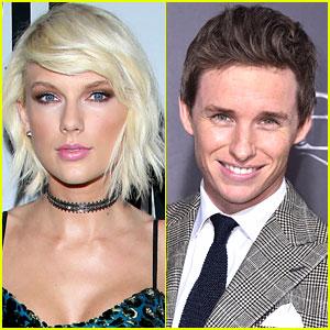 VIDEO: Eddie Redmayne Addresses Past Taylor Swift Romance Rumors!