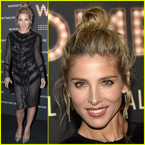 VIDEO: Elsa Pataky Transforms Into Cabaret Star for Lingerie Commercial