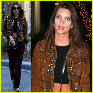 Emily Ratajkowski Gets Cheeky on Vacation in Mexico