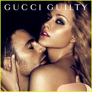Evan Rachel Wood Says Chris Evans Was Her 'Wardrobe' for Gucci Guilty Ads!