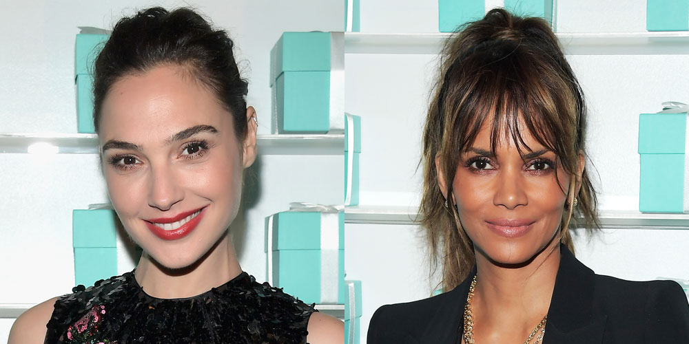 Gal Gadot Wants Halle Berry to Play Wonder Woman's Love Interest! | Gal Gadot, Halle Berry ...
