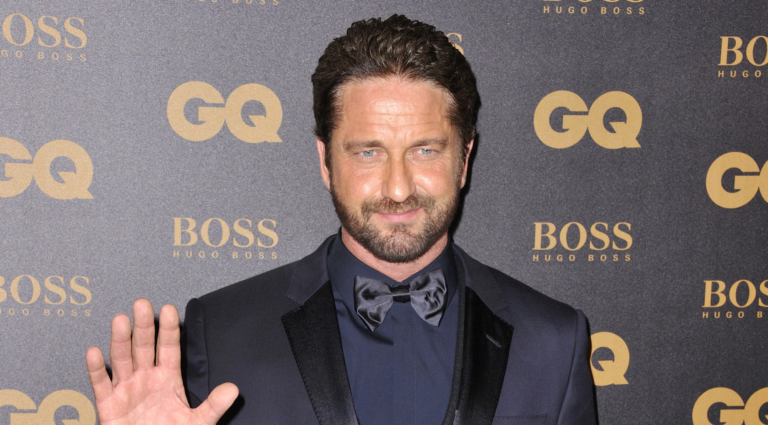 Gerard Butler Honored as GQ France's Star of the Year ... Christina Aguilera Song