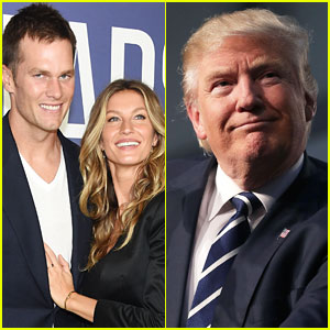 Donald Trump Says Tom Brady Voted For Him, Gisele Says Otherwise