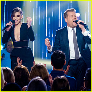 VIDEO: Hailee Steinfeld Sings 'Firework' Using Just the First Line!