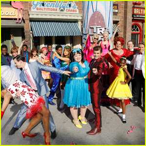 'Hairspray Live!' Cast Gets Ready For The Thanksgiving Day Parade