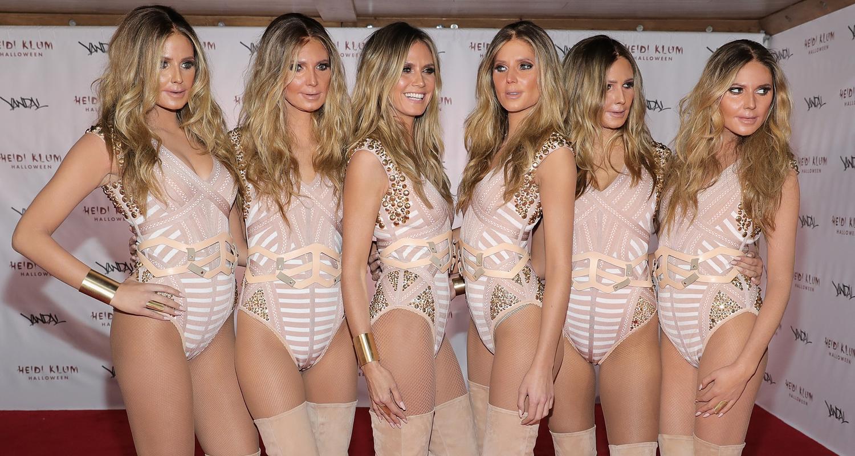 Fappening Heidi Klum nude photos 2019