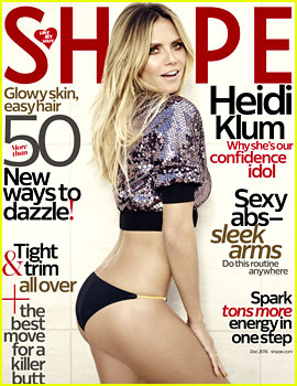 Heidi Klum Shares How She Stays Active Despite Being Busy