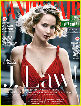 Jennifer Lawrence Explains Why She's Scared of Fans